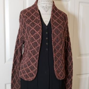 Willow for Anthropologie Chunky Knit Cardigan